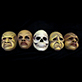 Twilight Zone Masks Set Thumbnail